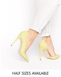 Asos Collection Palma Pointed High Heels