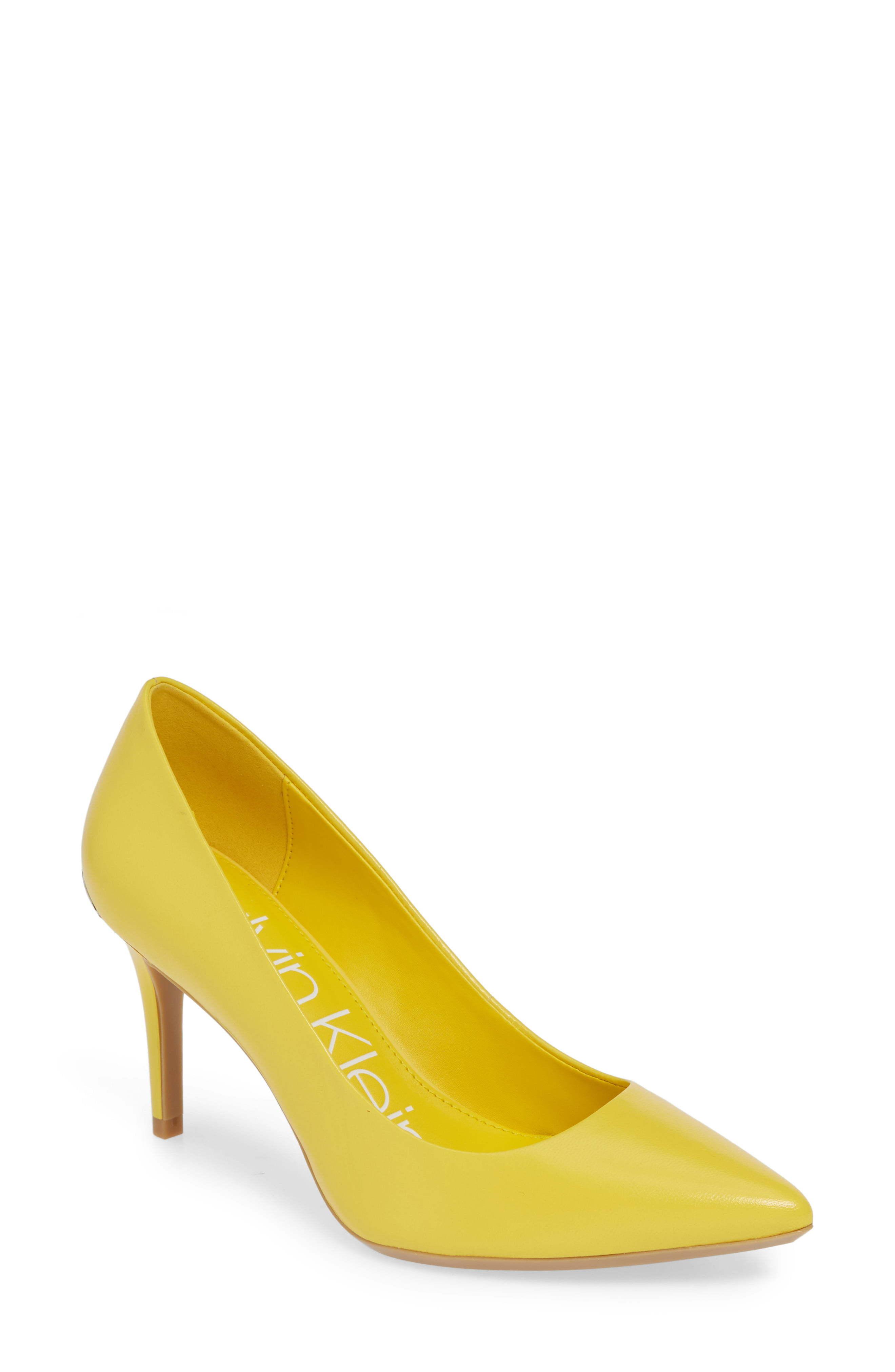 Calvin Klein Gayle Pointy Toe Pump