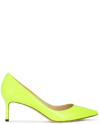 Jimmy Choo Neon Romy 60 Pumps