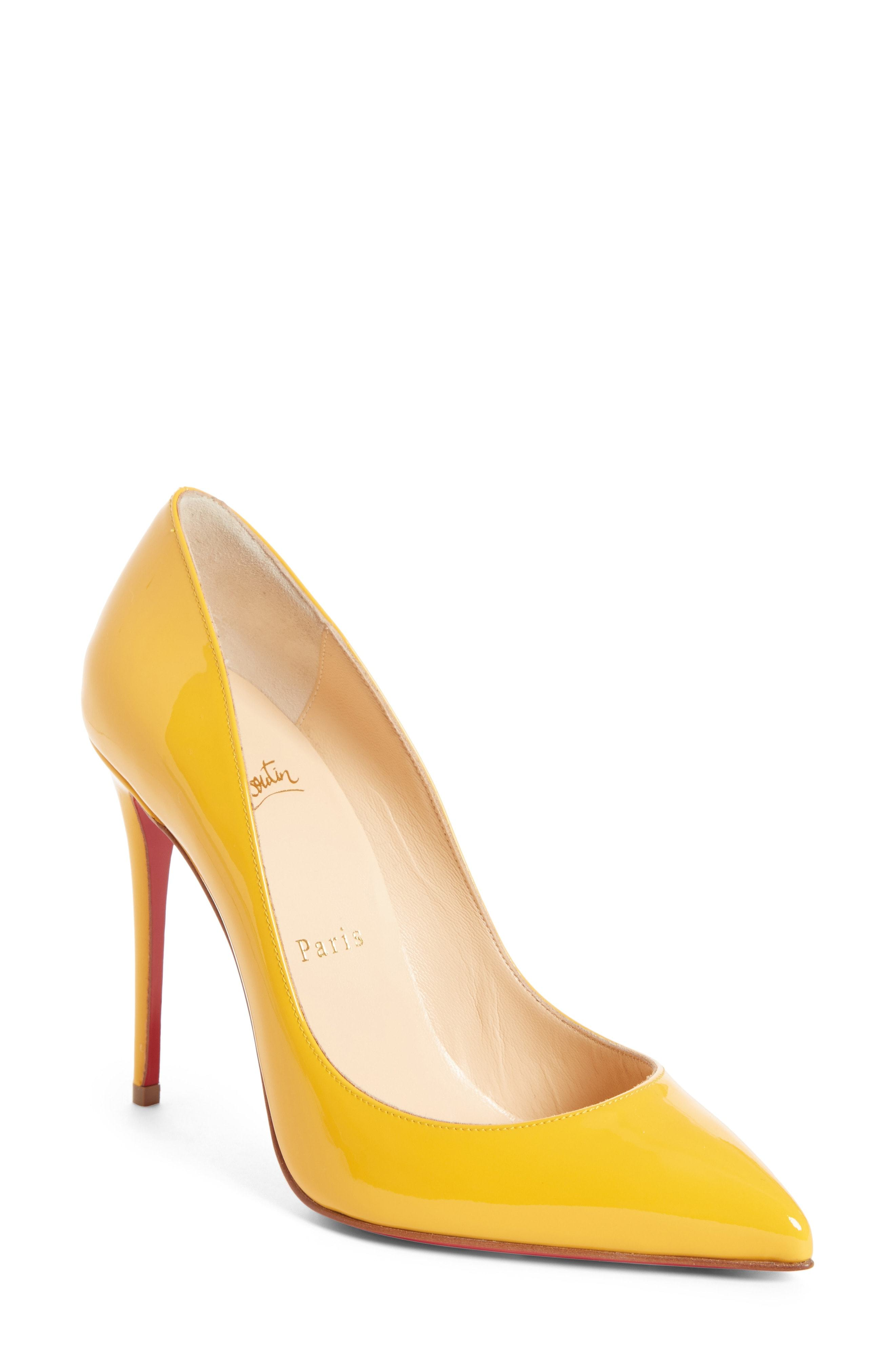 new concept a01fc ffcc9 Pigalle Follies Pointy Toe Pump