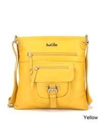 Ann Creek Glenford Leather Satchel Bag