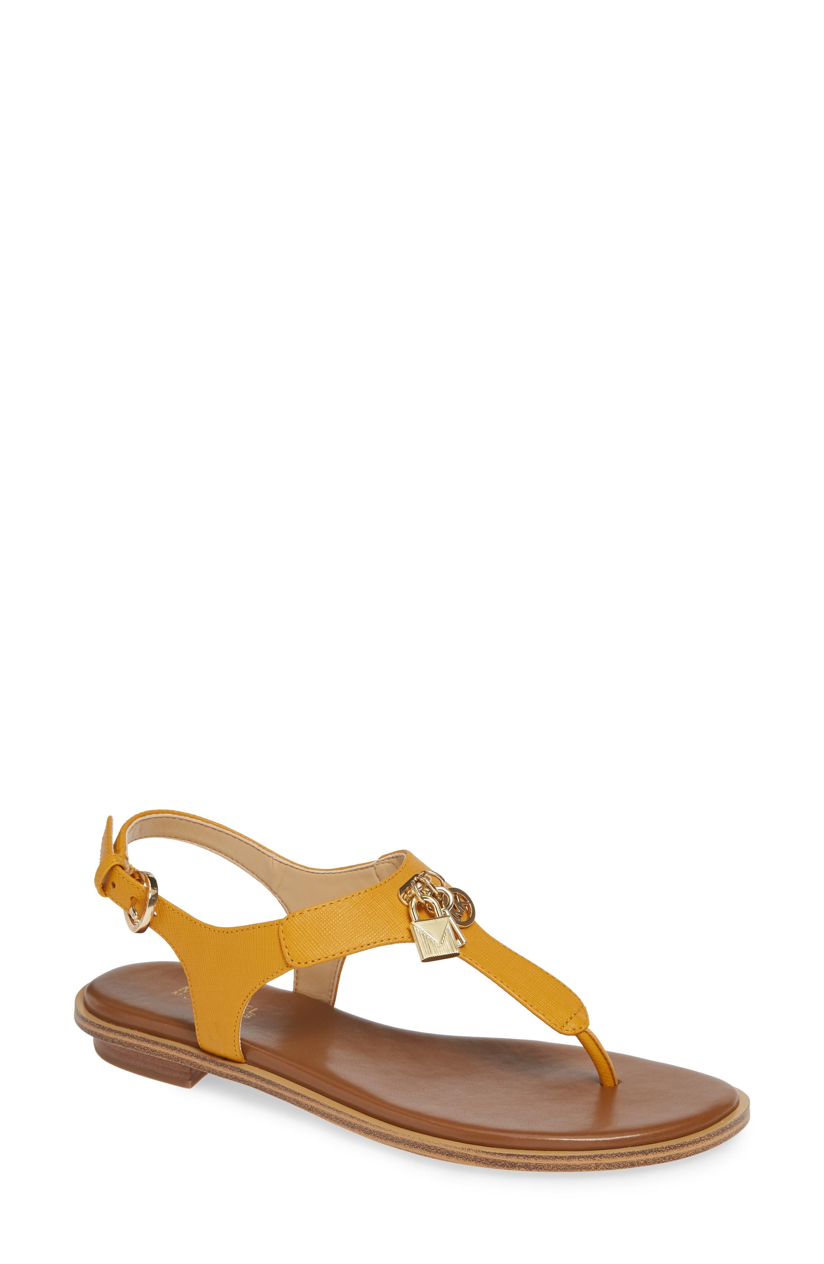 ee8ef709d0f MICHAEL Michael Kors Suki T Strap Charm Sandal, $59 | Nordstrom ...