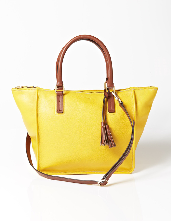 Boden palermo tote where to buy how to wear for Boden yellow bag