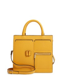 OAD NEW YORK Mini Kit Leather Satchel