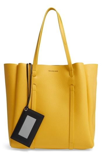 cbfcd3fed1 ... Leather Tote Bags Balenciaga Small Everyday Calfskin Tote