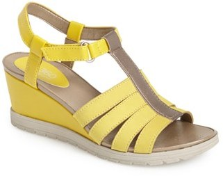c4f47146b9e7 ... Easy Spirit E360 Haven Wedge Sandal ...