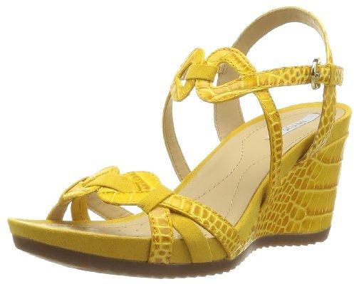 e1f6dae1e ... Geox New Roxy 7 Wedge Sandal