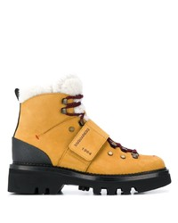 DSQUARED2 Canadiana Lace Up Boots
