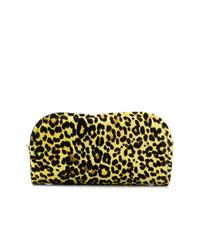 Marni Wave Leopard Print Pouch