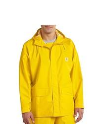 Yellow Lightweight Coat