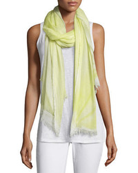 Eileen Fisher Hand Dyed Modalsilk Ombre Scarf
