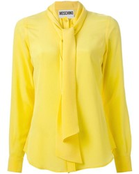 Moschino Pussybow Blouse