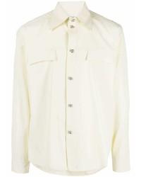 Namacheko Long Sleeve Embellished Button Shirt