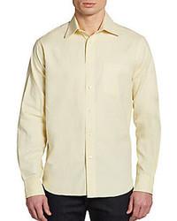 Mason Woven Cotton Sportshirt
