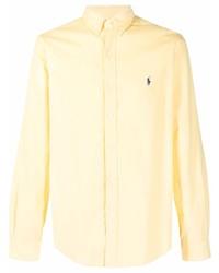 Polo Ralph Lauren Polo Pony Motif Cotton Shirt