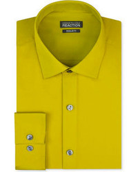 Kenneth Cole Reaction Solid Dress Shirt