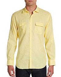 Tommy Bahama Tropez Linen Cotton Sportshirt
