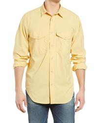 Filson Twin Lakes Long Sleeve Button Up Shirt