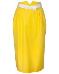 Courreges Courrges Vintage Pop Wiggle Skirt