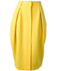 Giuliano Fujiwara Pleated Skirt