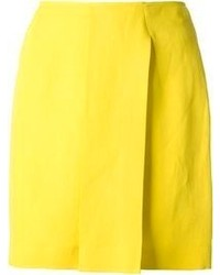 Yellow mini skirt original 1461795