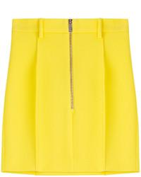 Cotton blend mini skirt medium 728827