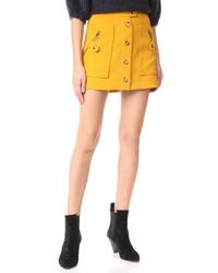 Monroe cargo miniskirt medium 5259244