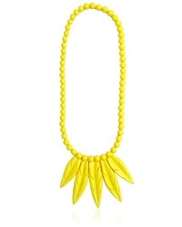 Colar Penas Necklace