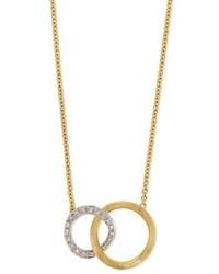 Jaipur 18k pav diamond link necklace medium 760735