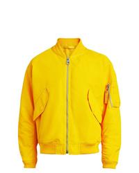Burberry Nylon Bomber Jacket