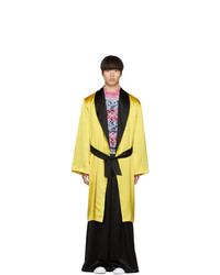 Palomo Spain Yellow Boxing Robe Coat