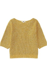 Uniqlo Oversized Wide Sleeve Sweater