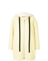 Marni Hooded Straight Fit Coat