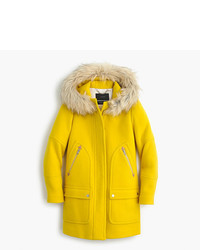 Petite chateau parka in stadium cloth medium 3756656