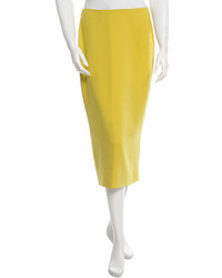 74f5ce398 Women's Yellow Pencil Skirts by Calvin Klein Collection | Women's ...