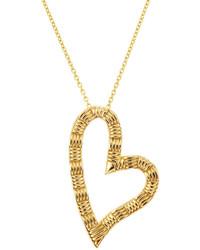 Roberto Coin Appassionata Small Heart Pendant Necklace
