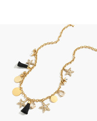 J.Crew Star Charm Necklace
