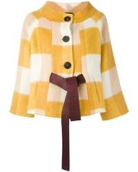 Roberto Collina Short Single Breasted Coat