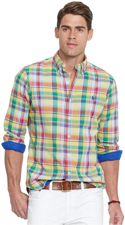 ... Polo Ralph Lauren Double Faced Poplin Shirt ...