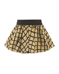 Rag & Bone Daisy Check Mini Skirt