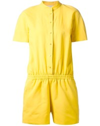 Yellow playsuit original 6774825