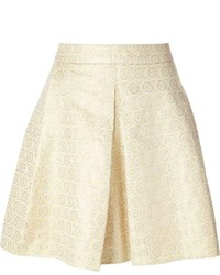 Tres Chic Sartorial Pleated Skirt