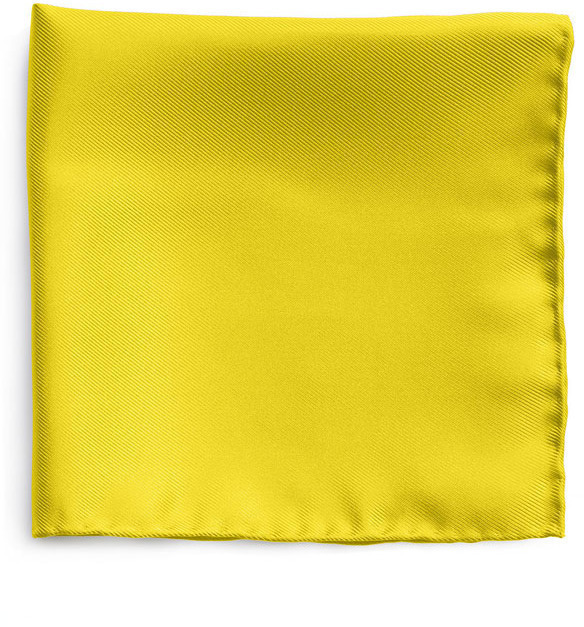 Nordstrom Shop Silk Twill Pocket Square