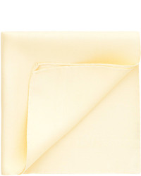 Thomas Pink Woven Pocket Square