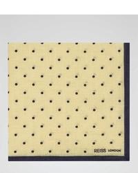 Raffy linen pocket square medium 321744