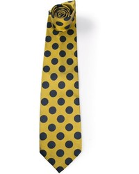 Vintage printed tie medium 378726