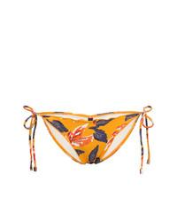 Vix Paula Hermanny Ripple Tie Bikini Bottoms