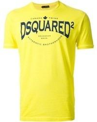 DSquared 2 Graphic Print T Shirt