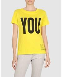 Katharine Hamnett Short Sleeve T Shirts