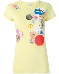 Stella McCartney Printed T Shirt